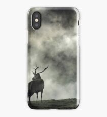 Against the Storm. iPhone Case/Skin