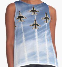 The US Air Force Thunderbirds Contrast Tank