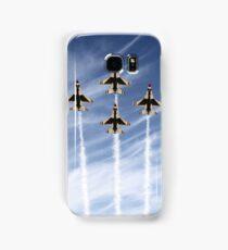 The US Air Force Thunderbirds Samsung Galaxy Case/Skin