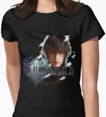 Noctis Lucis Caelum Women's Fitted T-Shirt