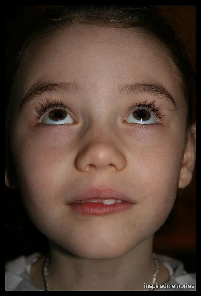 Innocent eyes by inspiredmemories