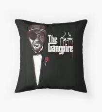 GangPire Throw Pillow