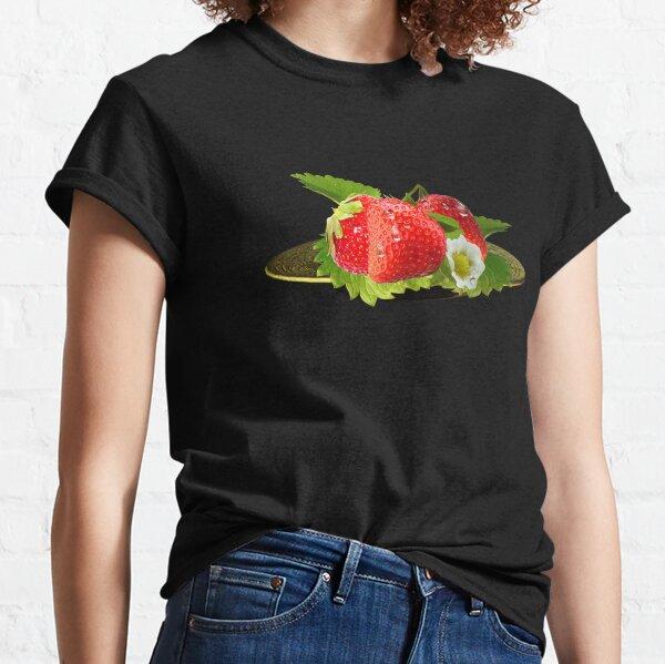 Erdbeeren Classic T-Shirt