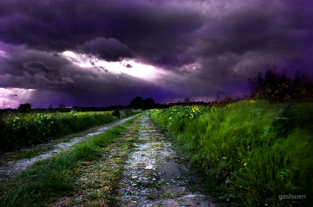 storm has passed by gashwen