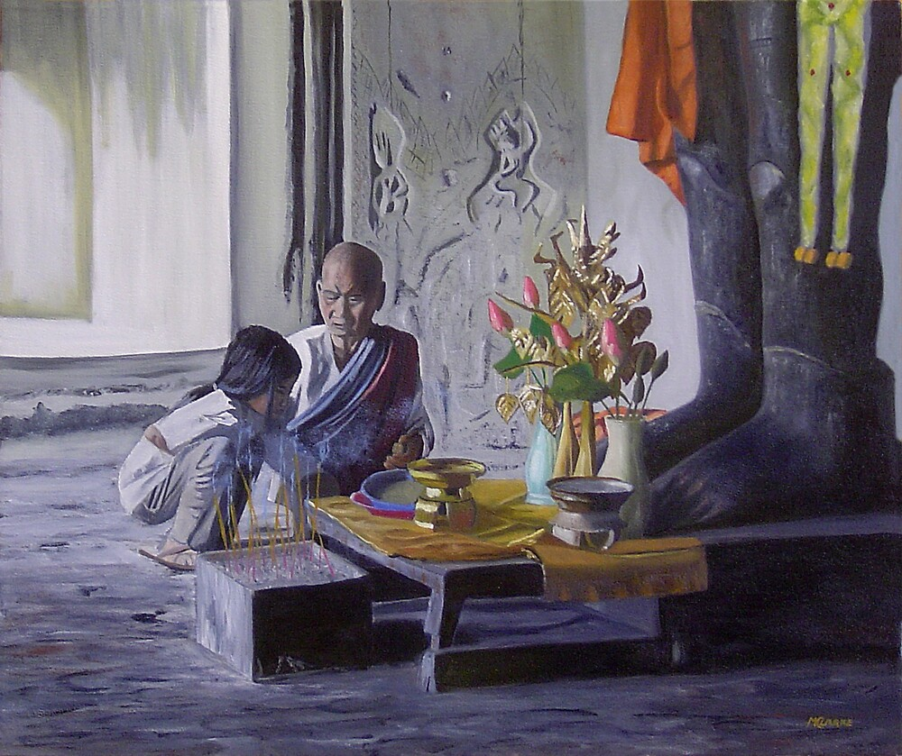 Temple Teachings by Martin Clarke