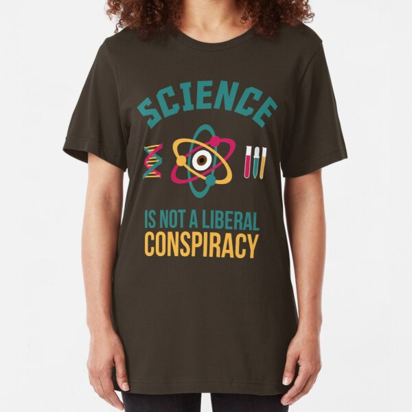 Science Slim Fit T-Shirt