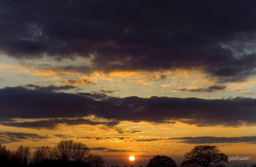 marston sunset by gashwen