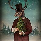 Mr Reindeer by Catrin Welz-Stein
