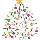 Christmas Tree by Nicky Johnston