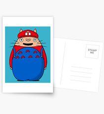 Super Toto Bros Postcards