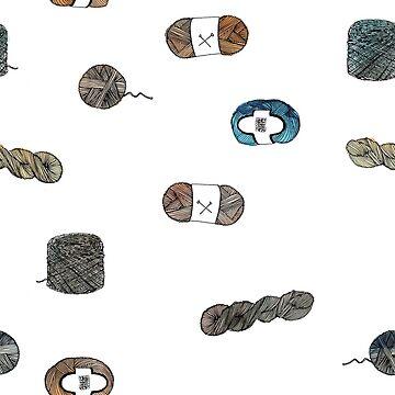 Yarn Forms by bombasine