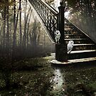 Stairway to ... by Christina Brundage