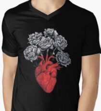 Heart with peonies T-Shirt