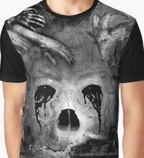 Dark skull Graphic T-Shirt