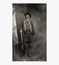 Billy the Kid, Sumter. Photographic Print