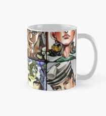 Jojo's Bizarre Adventure - The 8 Jojos Mug