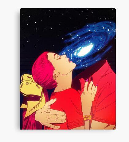 True Love - Galaxy Canvas Print
