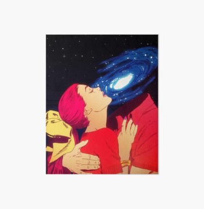 True Love - Galaxy Art Board