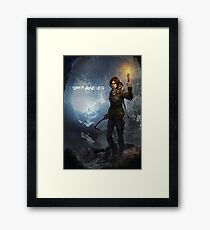 Lámina enmarcada Rise of the Tomb Raider - v01