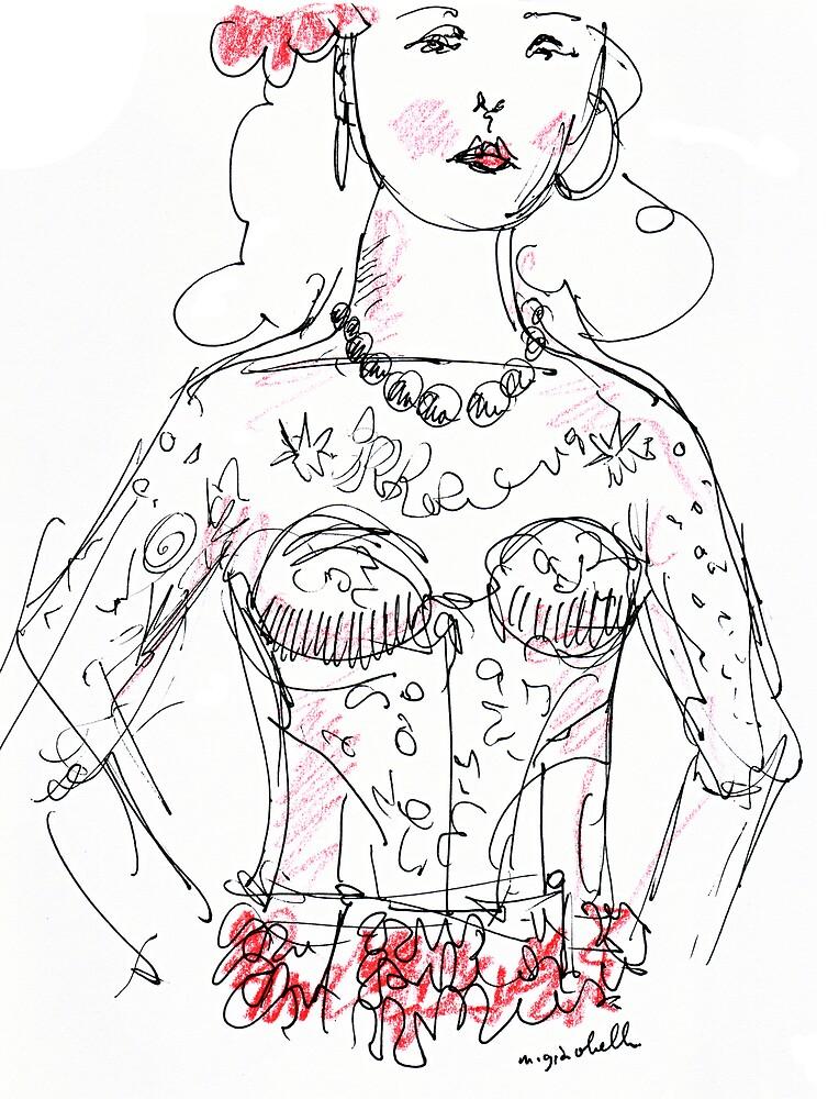 Tattoo by michelle giacobello