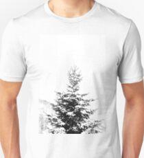Snow Covered Fir Tree T-Shirt