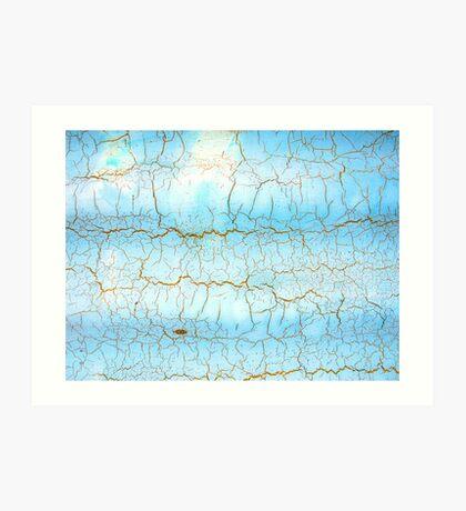 Blue Sky Dreaming Art Print
