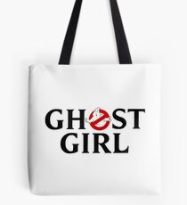 Ghost Girl (Classic) - Ghostbusters Tote Bag