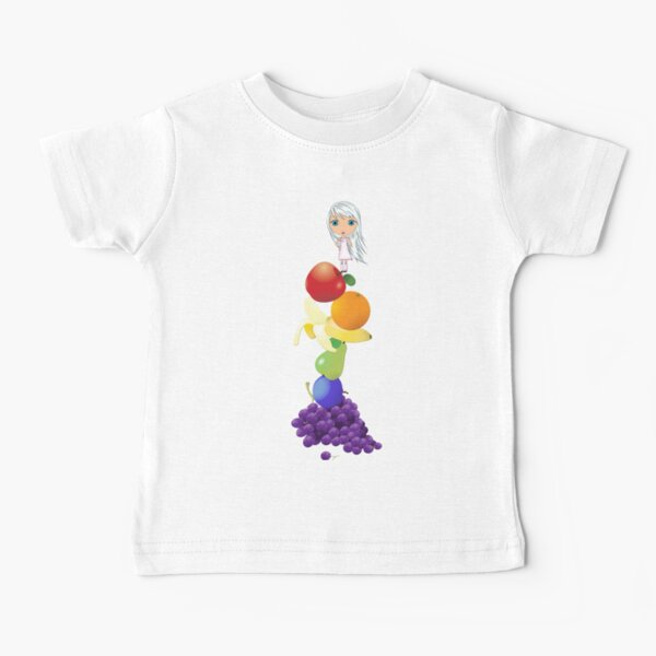 The Yummiest of Rainbows Baby T-Shirt