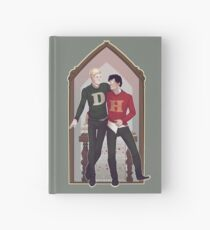 Holiday Drarry Hardcover Journal