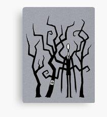 Slender Canvas Print