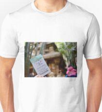 Indian Jones Adventure  Unisex T-Shirt
