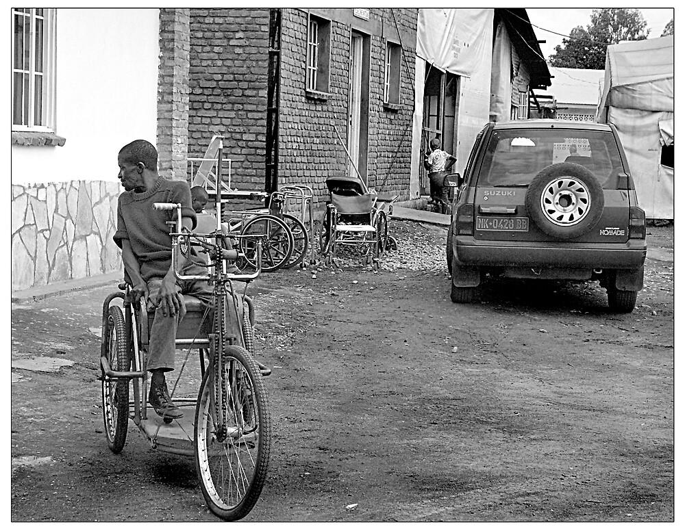 Transport in congo. www.healafrica.org by Melinda Kerr