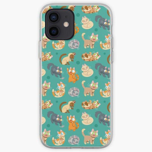 Whole Lotta Cat (Natural version) iPhone Soft Case