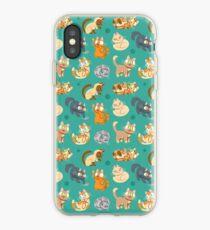 Whole Lotta Cat (Natural version) iPhone Case