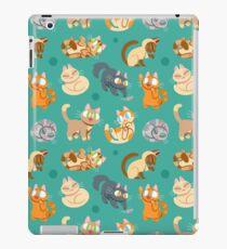 Whole Lotta Cat (Natural version) iPad Case/Skin