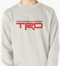 TRD : Toyota Racing Development Pullover