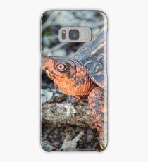 Eastern Box Turtle Samsung Galaxy Case/Skin
