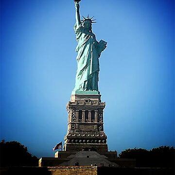 Lady Liberty by ritesideup