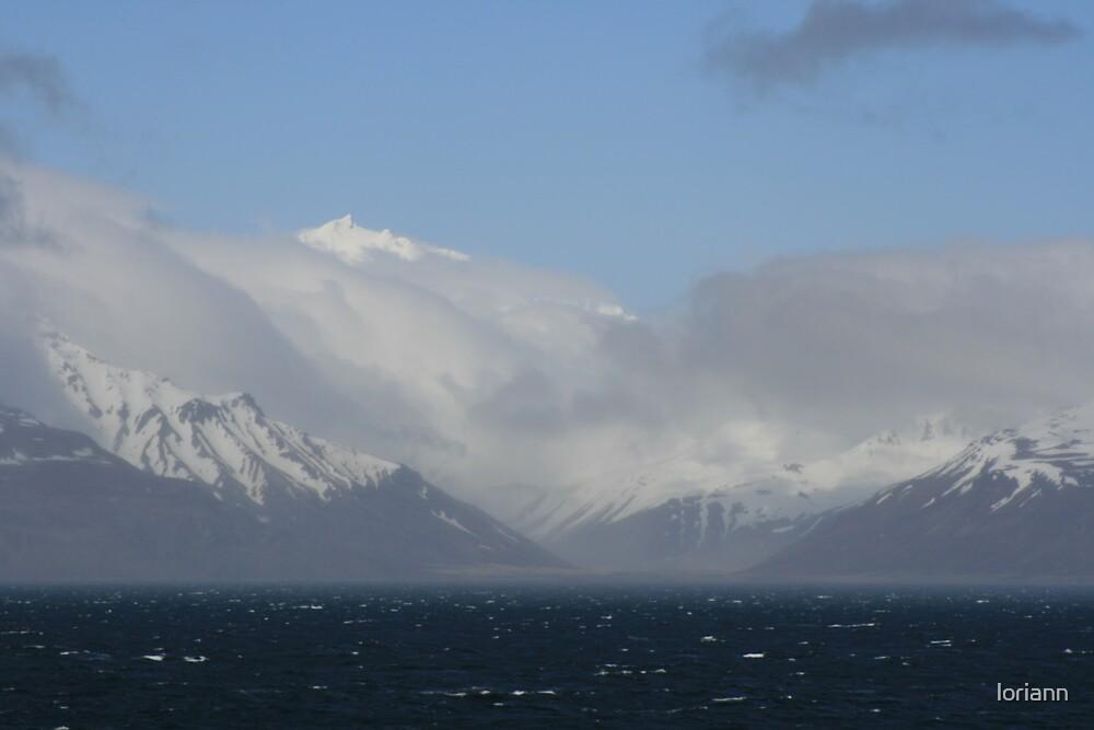 a cloudy aleutian day by loriann