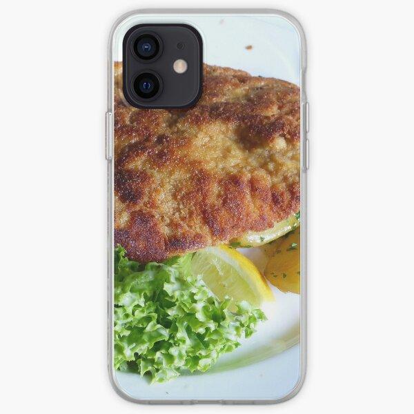 Wiener schnitzel iPhone Soft Case