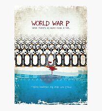 World War P Photographic Print