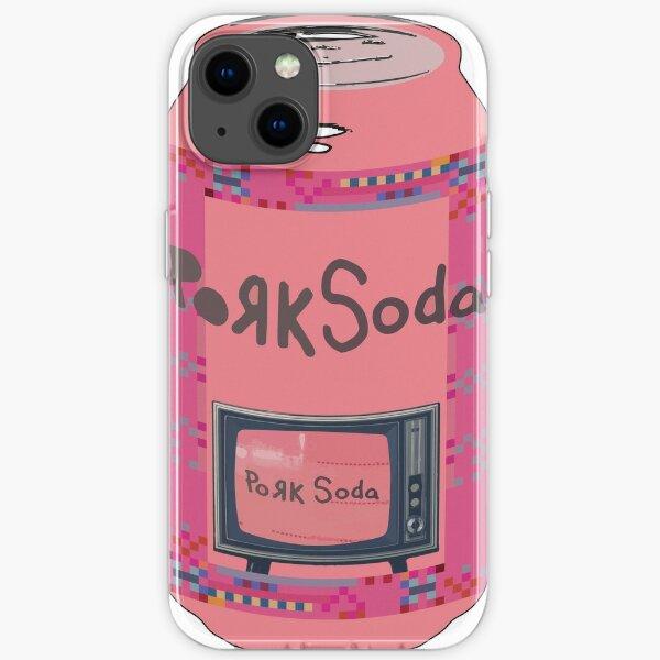 Pork Soda iPhone Soft Case
