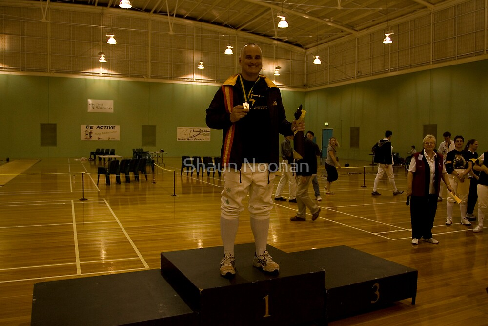 National Fencing Tournament 2007 Perth Western Australia by Shaun Noonan