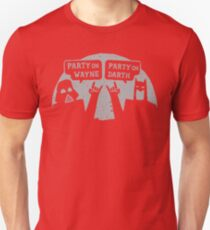 Party On Wayne T-Shirt