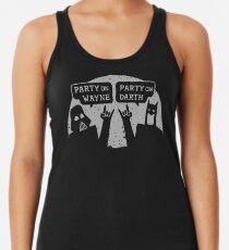 Party On Wayne Women's Tank Top