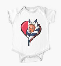 Forever In My Heart One Piece - Short Sleeve