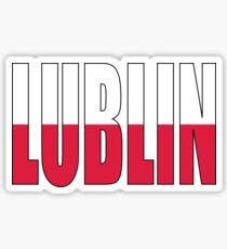 Lublin Sticker