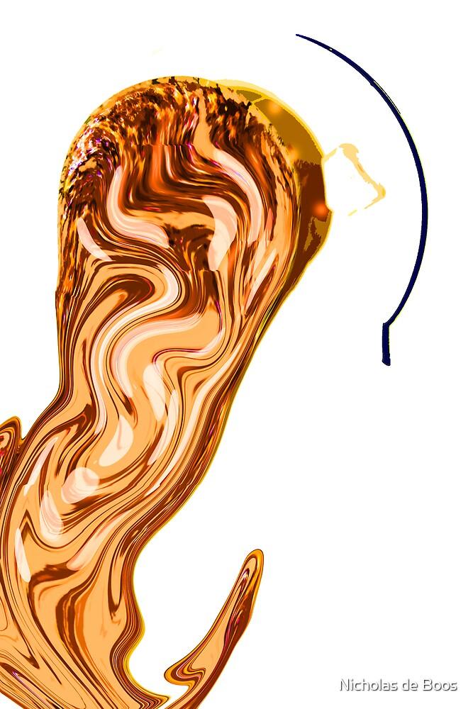 Coffee Plunge II by Nicholas de Boos