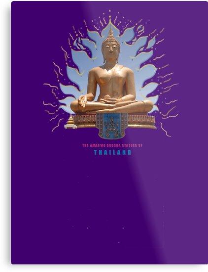 Amazing Thai Buddha Statues by DAdeSimone