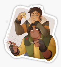 GIVE IT BACK! hance Sticker